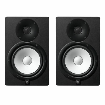 Yamaha HS8 Powered Studio Monitor 120W Black (2-pack) *Brand NEW* comprar usado  Enviando para Brazil