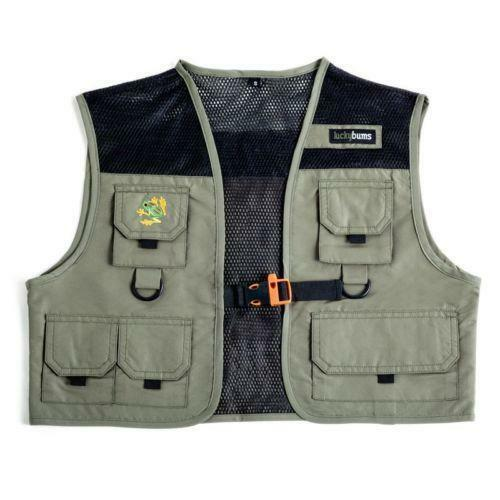 kids fishing vest ebay