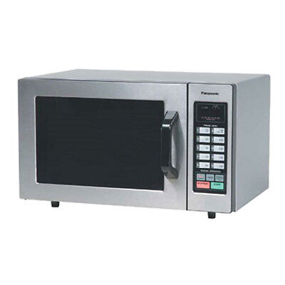 Panasonic Ne-1054f 1000 Watt Pro Commercial Microwave Oven