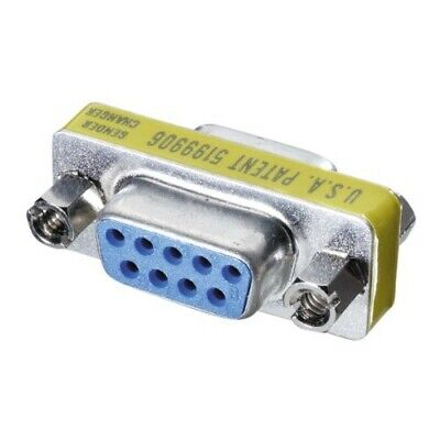 Vivanco CA D 2 Adaptateur Compact, D-SUB 9pin Kuppl.-SUB-D 9pin