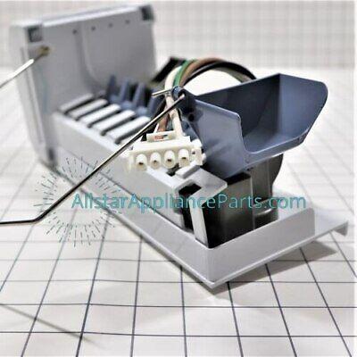 Whirlpool Refrigerator Ice Maker Assembly W10884390 3