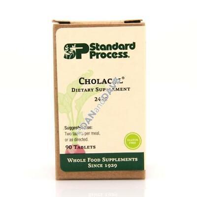 Standard Process Cholacol 90 tabs