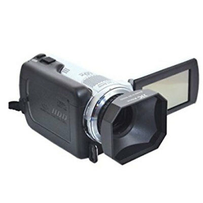 52mm Vídeo Digital Parasol sony FDR-AX33 Videocámara Filtro AX33