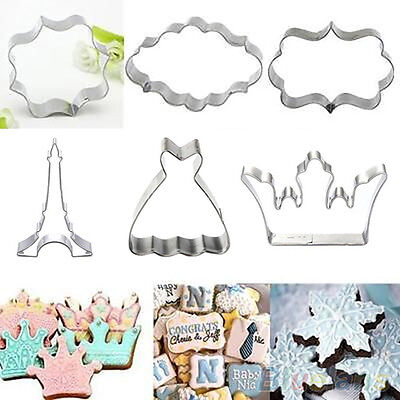 New Arrival! Stainless Steel Cookie Cutter Biscuit ...