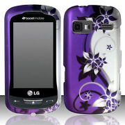 At T LG Xpression Case Rubberized