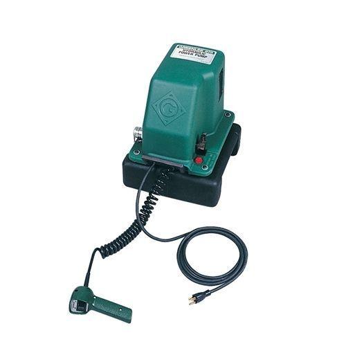 New Pendant Switch Part Greenlee 975 Hydraulic Pump 6810