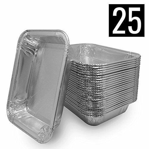 Alu-Tropfschalen Für Napoleon Broil King Grill Grillschale 25 Stück Alu Schalen