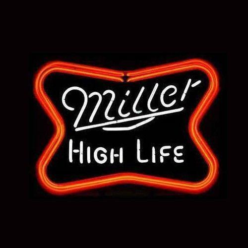 Miller Light Neon Sign Ebay