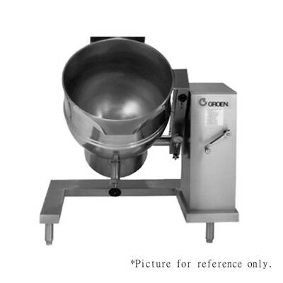 Groen DHT-60,TA/3 Gas 60-Gallon Kettle/Cooker Mixer - 150,000 BTU