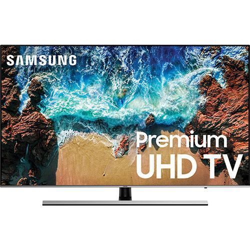 "Samsung Un75nu8000 75"" Class Smart Led 4k Hdr Plus Premium Uhd Tv With Wi-fi"