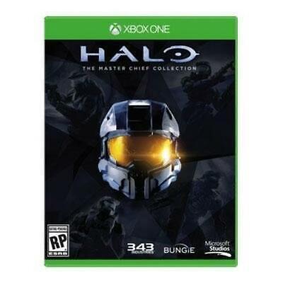 Halo Master Chief Collection (replen) (Xbox One) comprar usado  Enviando para Brazil