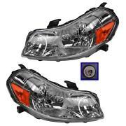 Suzuki SX4 Headlight