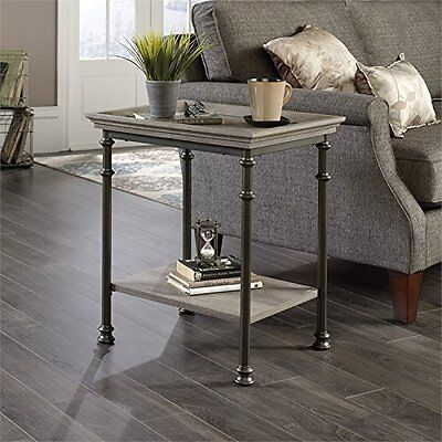Sauder Canal Street Side Table 419229 Sgs Non-Wood Finish NEW