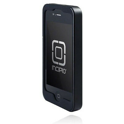 Incipio SILICRYLIC Hard Cover Double Case Shell Ultra-thin for iPhone 4 4S Black on Rummage