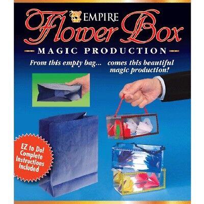 (Flower Production Box / Gospel Creation Bag - Medium Size - Empire Magic Trick)
