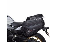 Oxford P50R Panniers. Black. (New / Unused with tags)