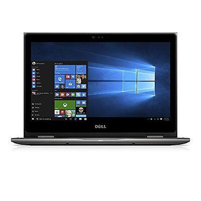 "Dell Inspiron 13.3""  2-in-1 Laptop 7th Gen Intel Core i5 8GB RAM 256 SSD H"