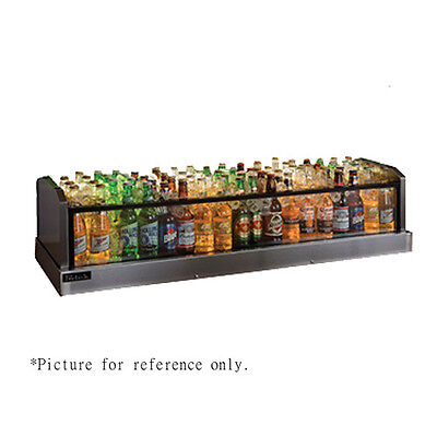 Perlick Gmds14x24 24 Glass Merchandiser Ice Display