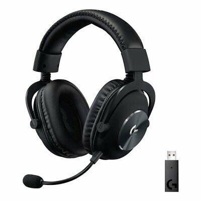 Cuffie gaming Logitech G PRO X 981-000907 - Wireless