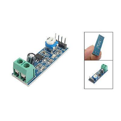 LM386 Audio-Verstaerker-Modul 200-mal 5-12V 10K einstellbaren Widerstand GY