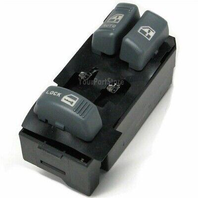 CHEVY GMC Pickup TRUCK S10 PU BLAZER 2DR LEFT FRONT POWER WINDOW & LOCK SWITCH ()