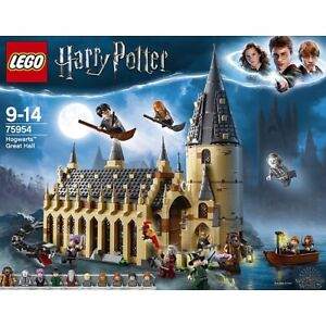 LEGO Harry Potter Hogwarts Great Hall New in Box Mint
