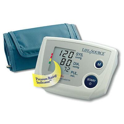 Life Source Ua 767Pv Digital Blood Pressure Monitor With Medium Cuff