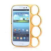 Samsung Galaxy S3 Case Gold
