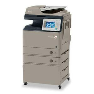 REPOSSESSED Canon ImageRUNNER ADVANCE IRA 400if Monochrome Photocopier - BUY LEASE RENT