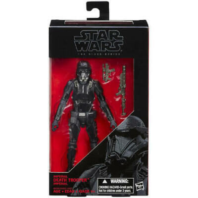 Star Wars The Black Series Death Trooper 6-Inch Figure - New in stock