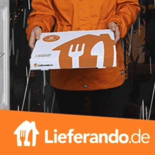 SOFORTLIEFERUNG 5€ Lieferando Gutschein für die App (8€ MBW). Guten Appetit!