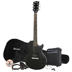 Maestro by gibson electric guitar starter pack!