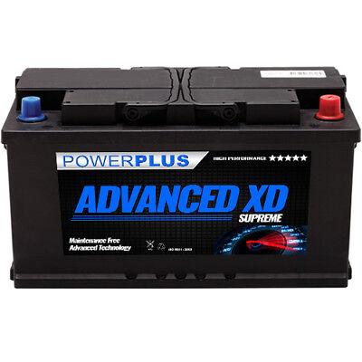 RANGE ROVER BMW AUDI Q7 A6 A8 Car Battery 020 XD 12v 105amp 5year warranty