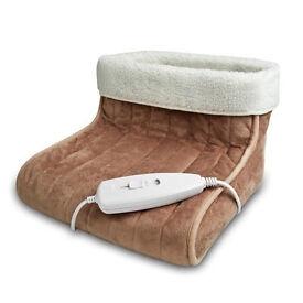 MediSana Footwarmer - Ideal Christmas Present