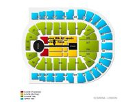 Harry Styles Tickets 2 or 4 BEST PLATINUM SEATS Blk A2 London o2 Arena Thurs 12th April £450 A PAIR