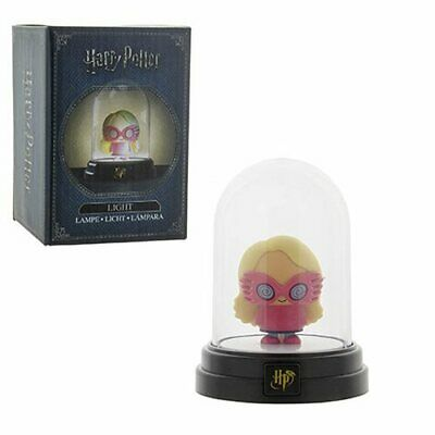 Harry Potter Luna Lovegood Mini Bell Jar Light / Night Light NEW FREE SHIPPING