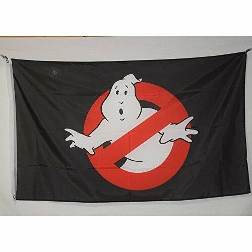 Ghostbusters Flag Banner 3x5 feet 1 Pack