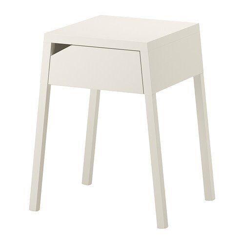 Ikea SEIJE Bedside Table (2 available)