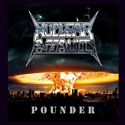 Nuclear Assault - Pounder [New CD] Argentina - Import