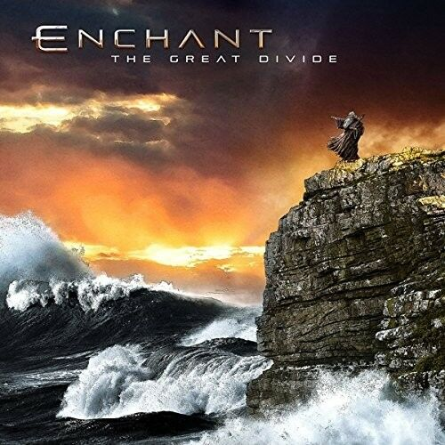 ENCHANT - THE GREAT DIVIDE  CD NEU