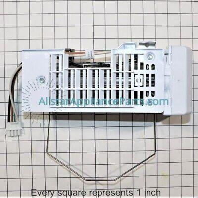 Whirlpool Refrigerator Ice Maker Assembly W10884390 2