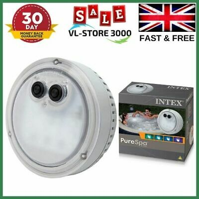 Intex Hot Tub  LED Colour Changing Light Spa Lights New