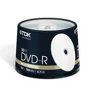 50 DVD Rohlinge