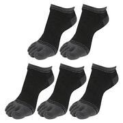 Mens Toe Socks