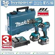Makita 18V Lithium ion Drill