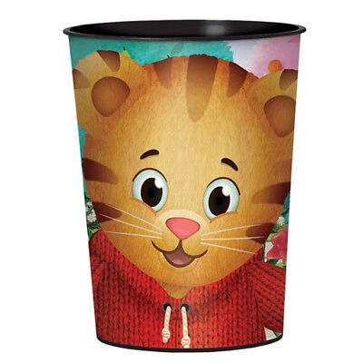 Daniel Tiger Birthday Supplies (DANIEL TIGER'S NEIGHBORHOOD REUSABLE KEEPSAKE CUPS (2) ~ Birthday Party)