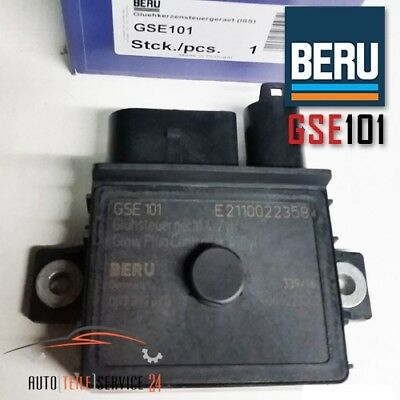 Steuergerät Glühzeit Glühkerzensteuergerät Original Beru BMW 1er 3er 5er X3 NEU