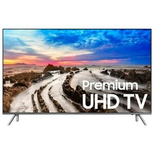"BRAND new Samsung 65"" 4K, & 4k CURVED, 8 SERIES PREMIER UHD, HDR"