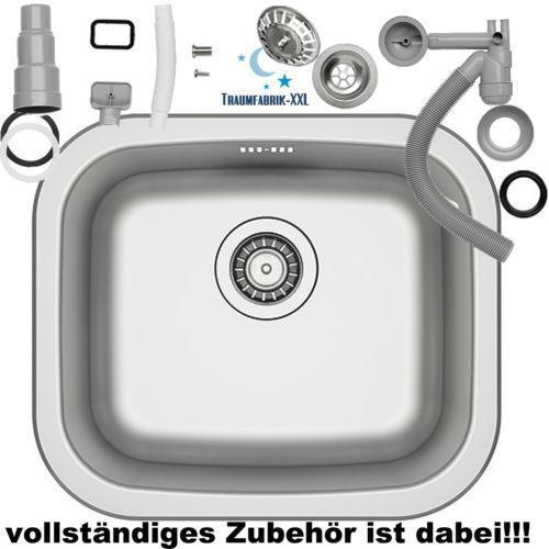 Edelstahl Spüle günstig online kaufen bei eBay | {Spülbecken edelstahl 79}