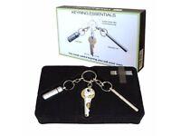 True Utility HIS Keyring Essentials - Triple Tool Pack: Brand New